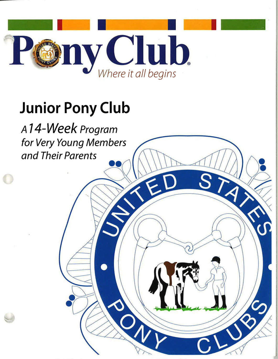 Junior Pony Club