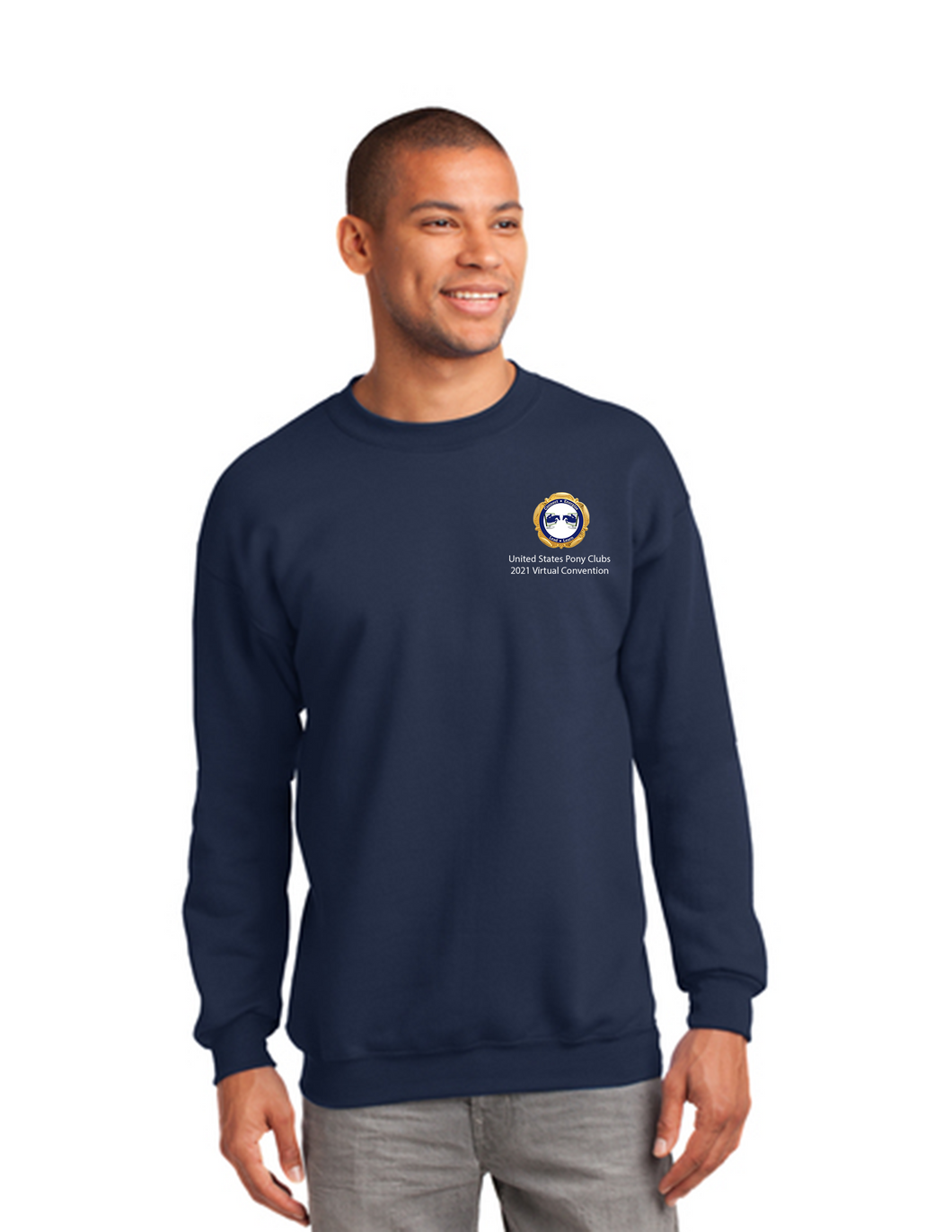 2021 USPC Virtual Convention Sweatshirt