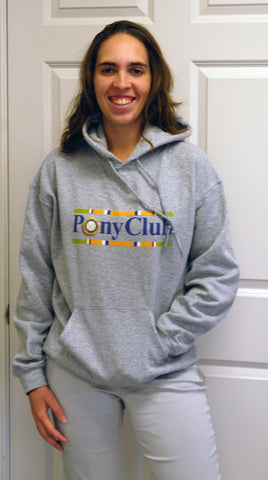 Pony Club Hooded Sweatshirt