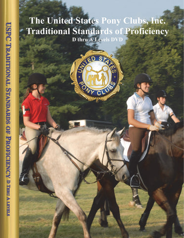 Traditional Standards DVD