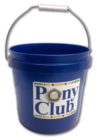 Pony Club Bucket