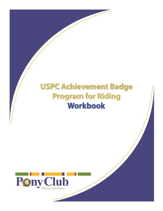 Achievement Badge Program for Riding Workbook
