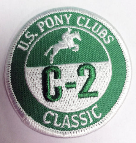 Vintage Patch - C-2 Certifications