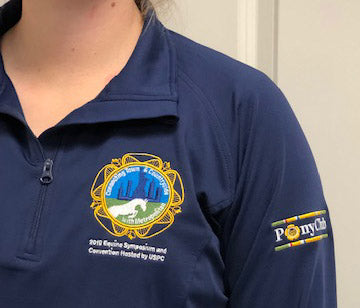 2019 Equine Symposium and Convention Quarter Zip