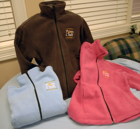 Pony Club Fleece Jacket- Special