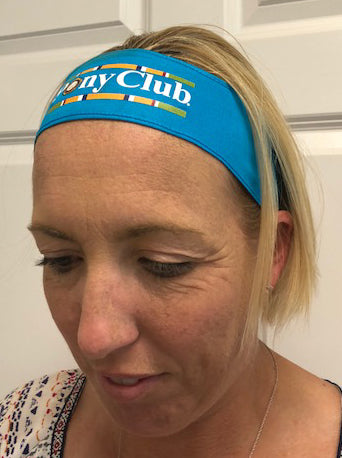 Pony Club Posicharge Headband
