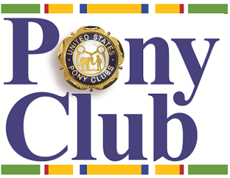 Pony Club Window Decal