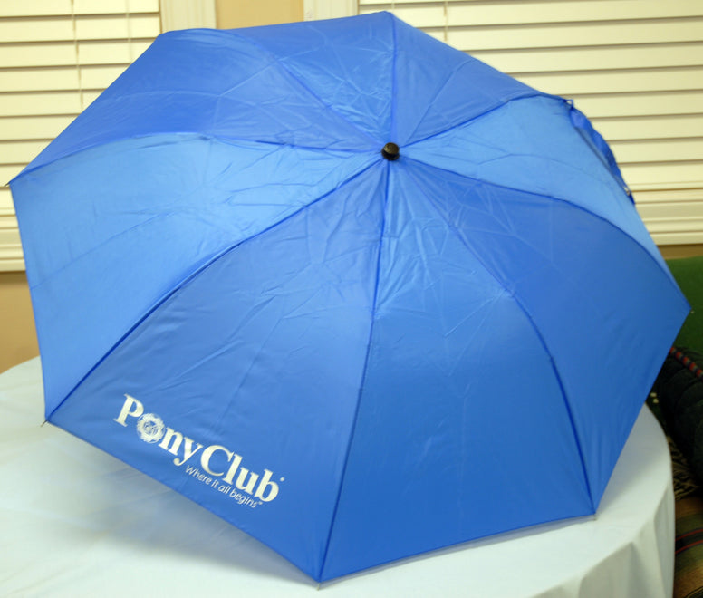 Pony Club Umbrella