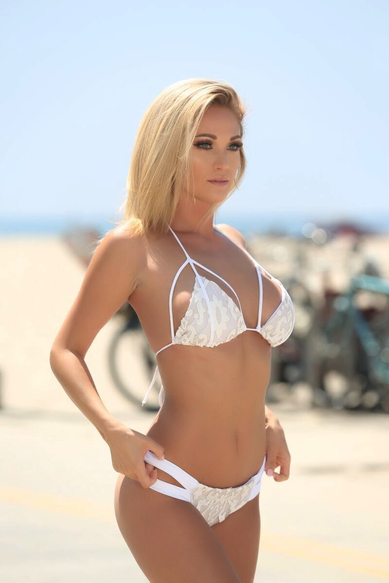 Hayden Top in Ever After - Sweet Treat Bikinis