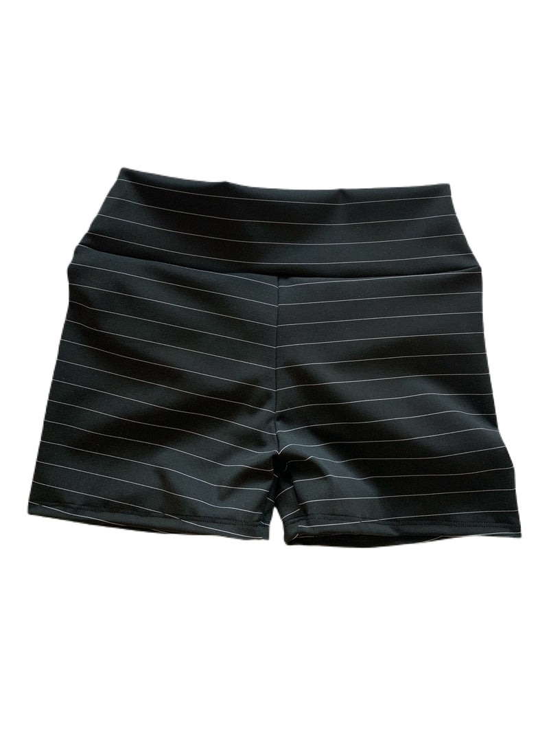 Briar Shorts - Pinstriped