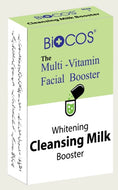 Biocos Multi Vitamin Whitening Facial Booster-Cleansing Milk