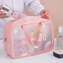 Load image into Gallery viewer, Waterproof Cosmetic Bag (Large)