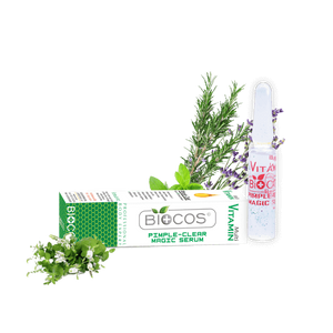 Biocos Pimple Clear Magic Night Serum