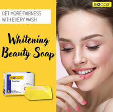 Load image into Gallery viewer, Biocos Anti Acne/Pimple Plus Whitening Beauty Bar