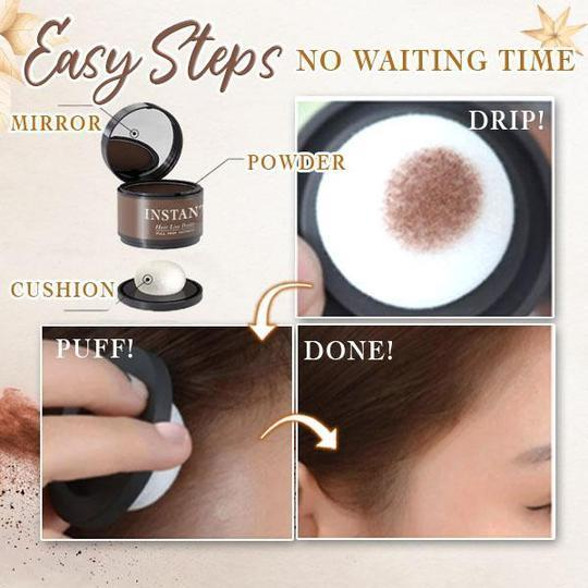 Volumizing Cover Up Powder