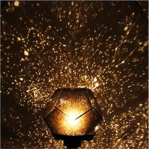 Starry Sky Night Light Projector