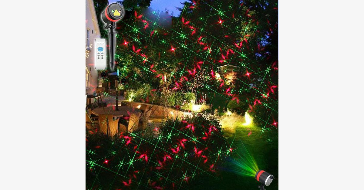 Outdoor Laser Light - FREE SHIP DEALS