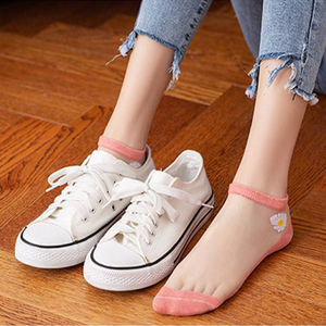 Summer Women Lace Ankle Socks