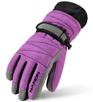 Unisex Winter Tech Windproof Waterproof Riding Gloves