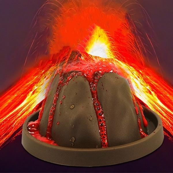 Volcano Eruption DIY Kit Science Experiment