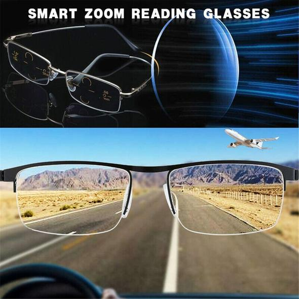 German Intelligent Progressive Glasses