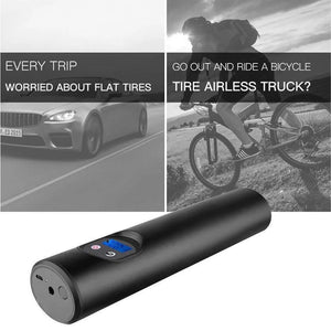 The Smart Mini Tire Inflator