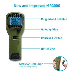 MR300 Portable Mosquito Repeller