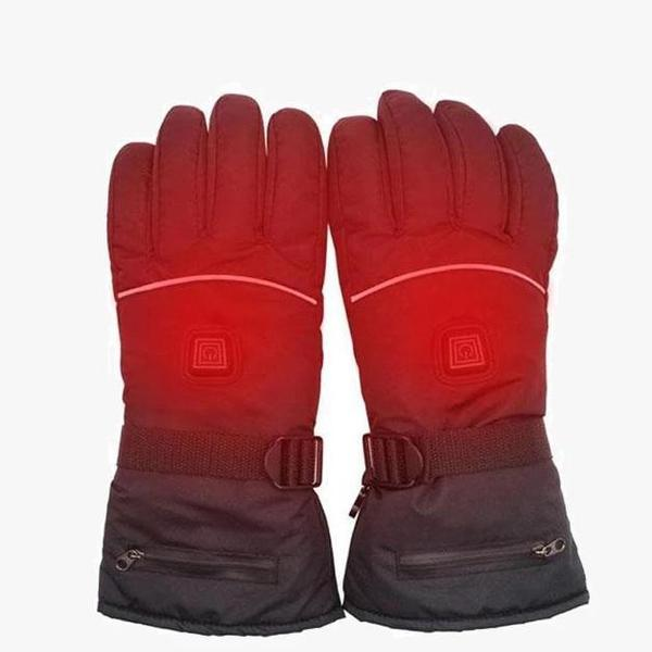 Heated Gloves Electric Winter Warm Gloves 3 Levels Temperature Control Hand Warmer