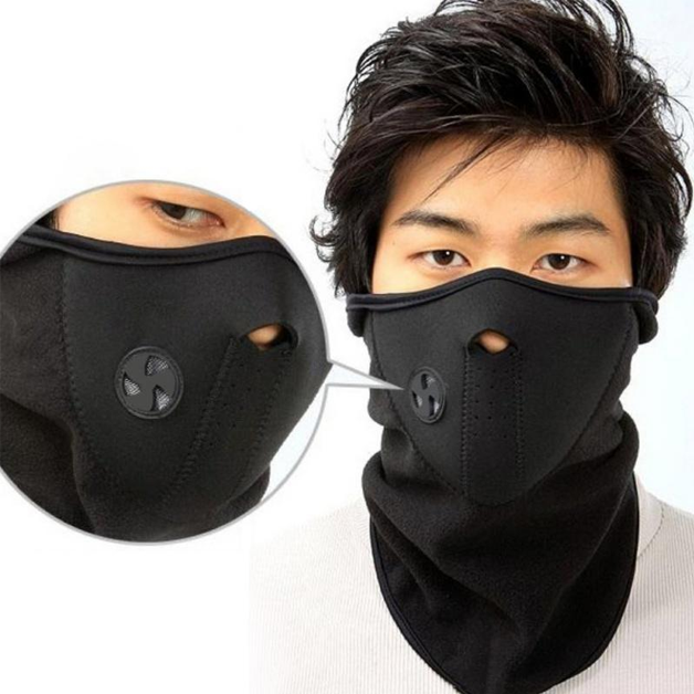 Anti Bacterial Dustproof 3D Respirator Face Mask