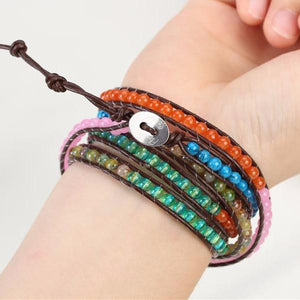 Earth Element Wrap Bracelet - Florence Scovel - 3