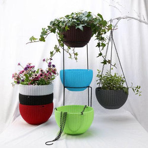 Automatic Water Supply Flowerpot
