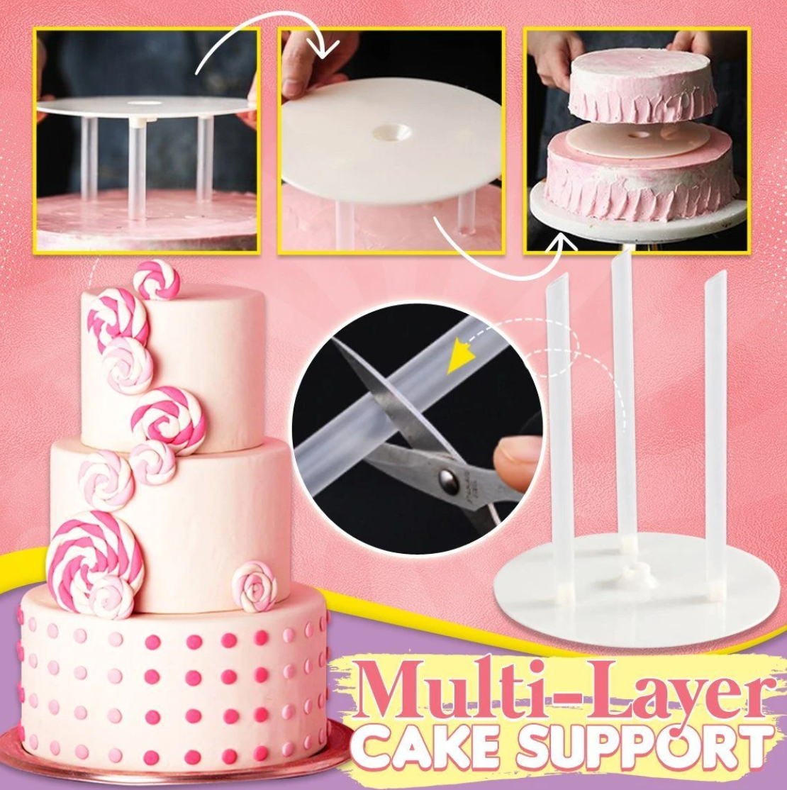 Multi-layer Cake Support