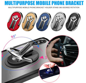Practical Multipurpose Mobile Phone Bracket