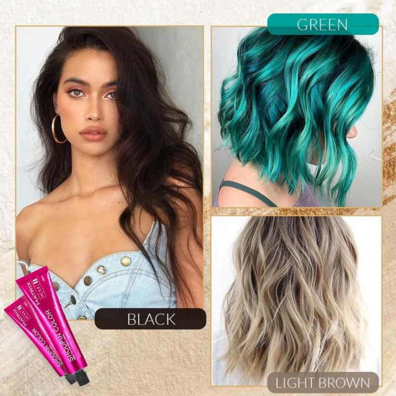 Glam up Hair Coloring Shampoo