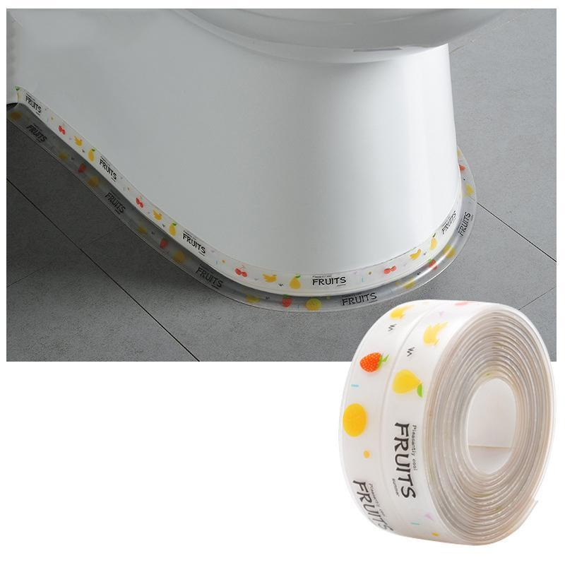 Waterproof Mildew Tape - Self Adhesive Tub and Wall Sealing Tape