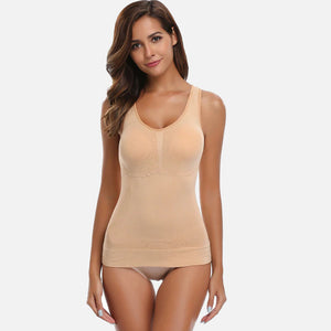 Women's Slimming Body - 3-in-1 Cami Shaper