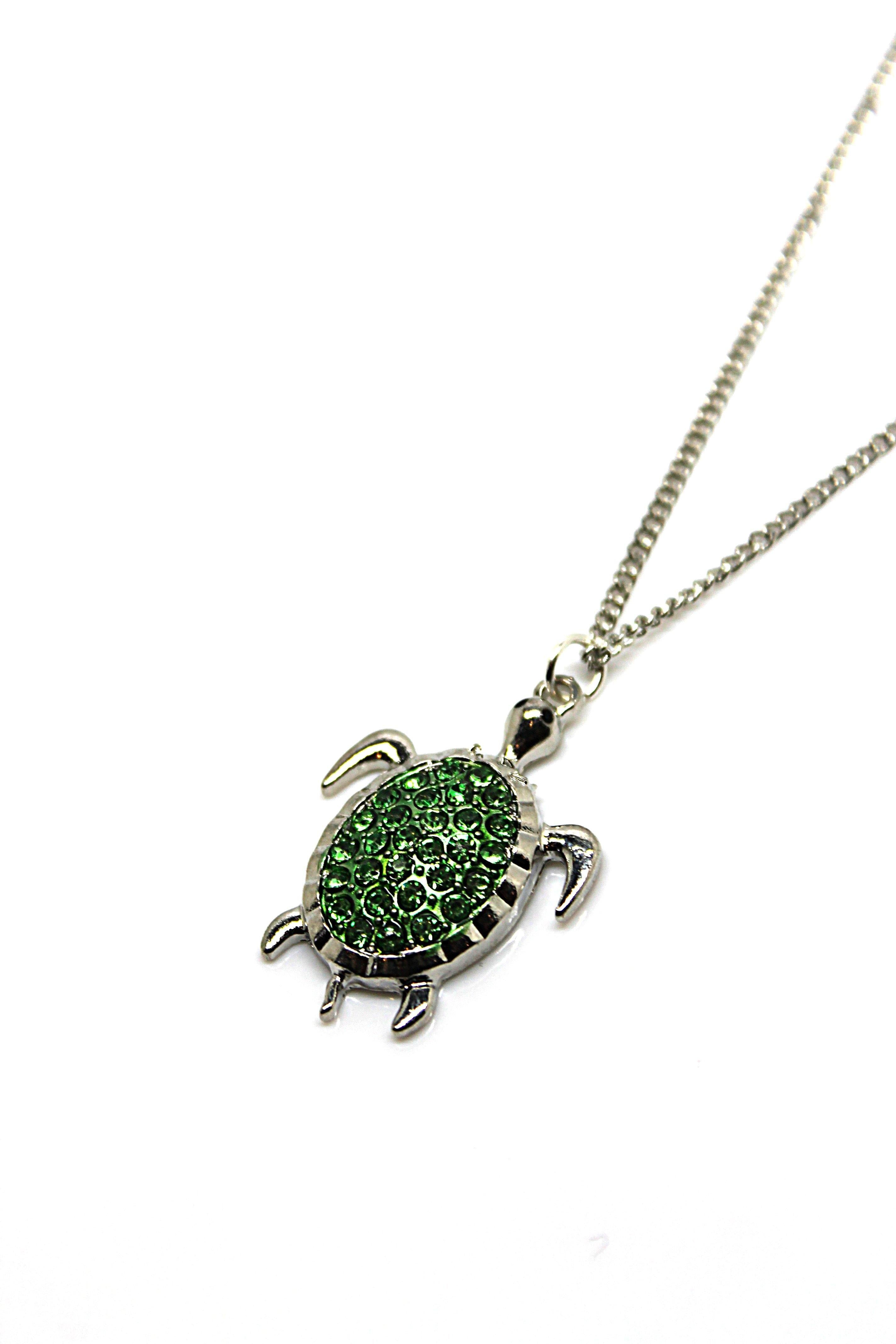 Turtle Large Necklace - Wildtouch - Wildtouch