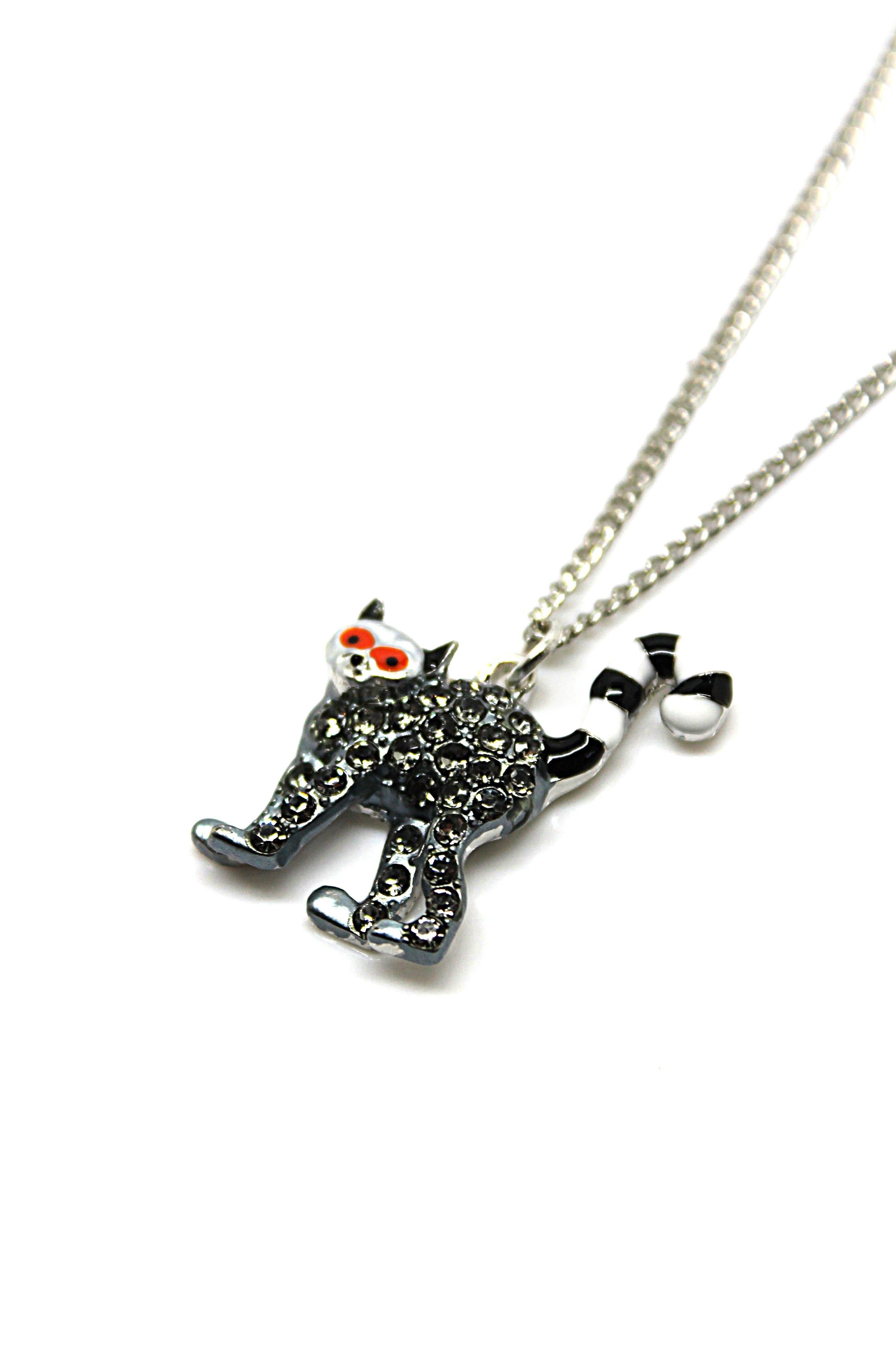Lemur Necklace - Wildtouch - Wildtouch