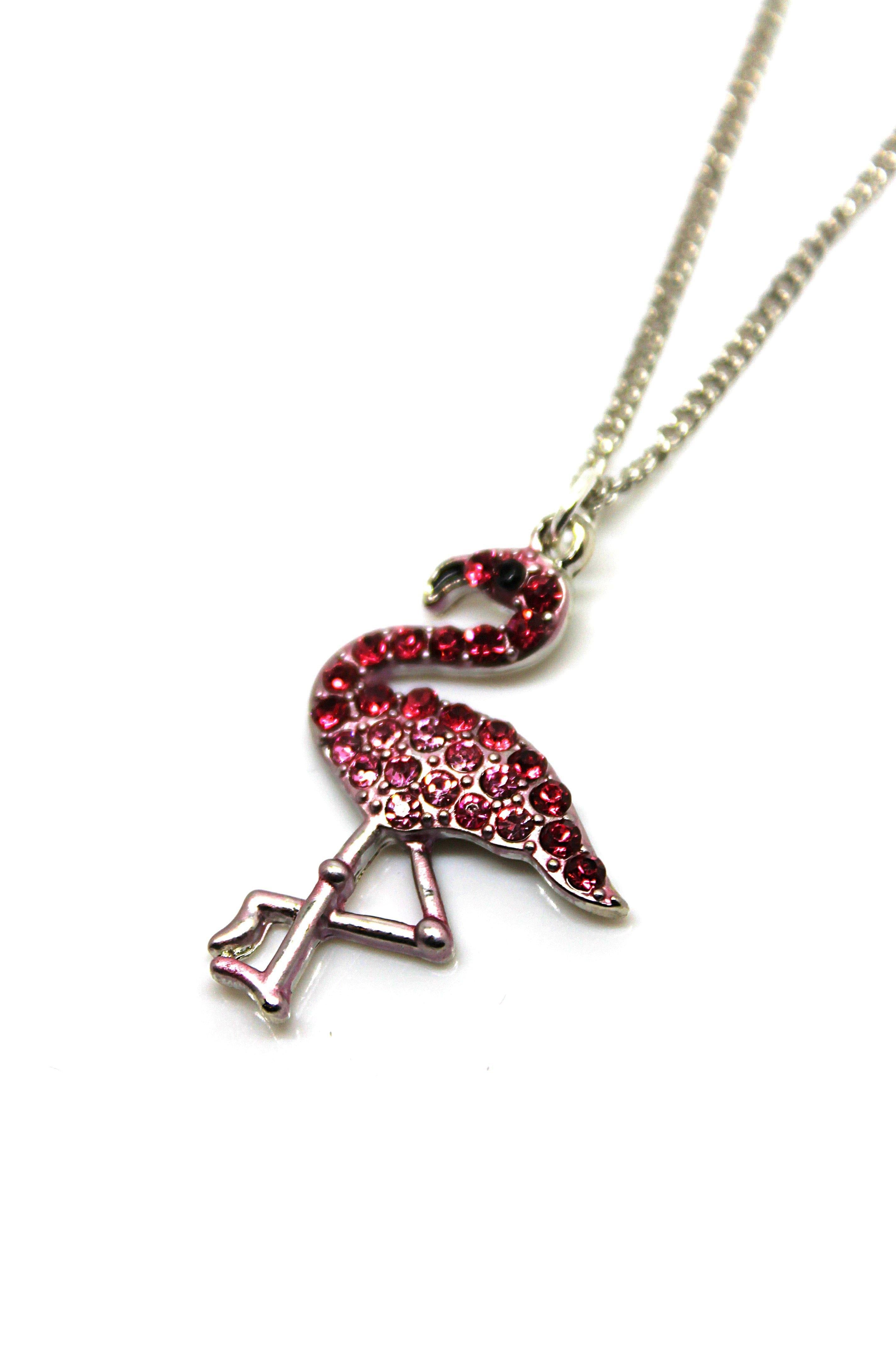 Flamingo Large Necklace - Wildtouch - Wildtouch