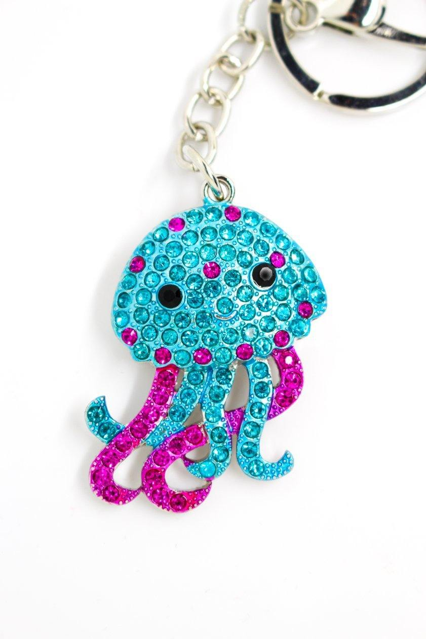 Jellyfish Keyring - Wildtouch - Wildtouch