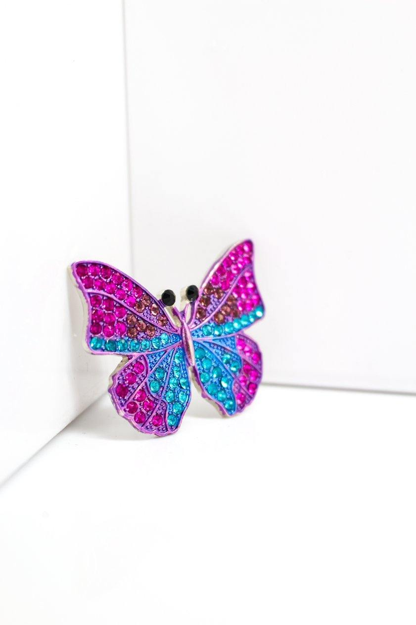 Butterfly Magnet Pink - Wildtouch - Wildtouch