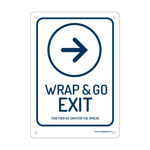 Wrap & Go EXIT Right