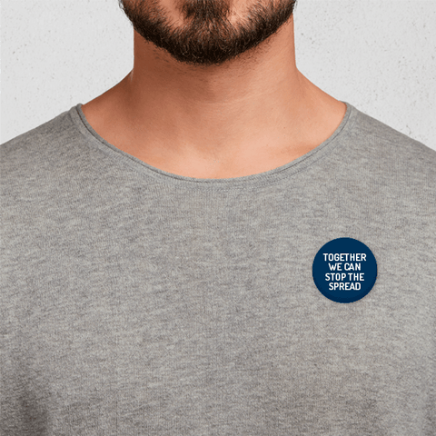 'Spread The Message' Labels