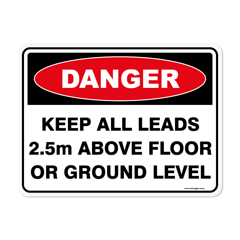 Danger - LEADS 2.5M