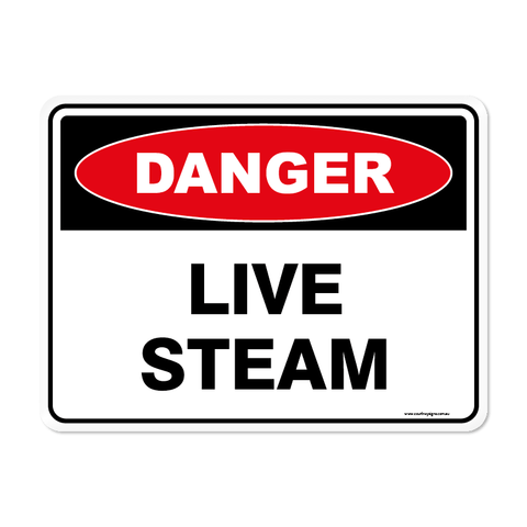 Danger - LIVE STEAM