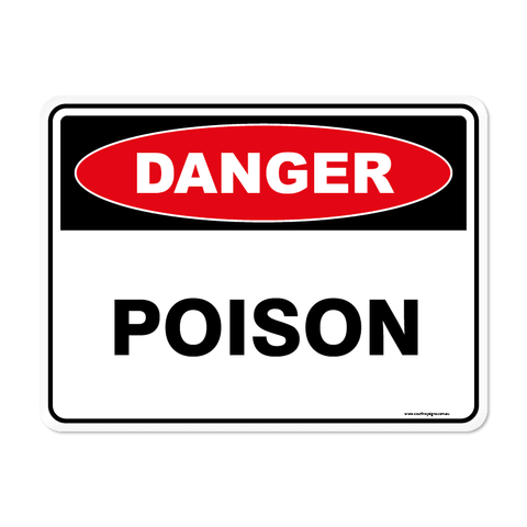 Danger - POISON