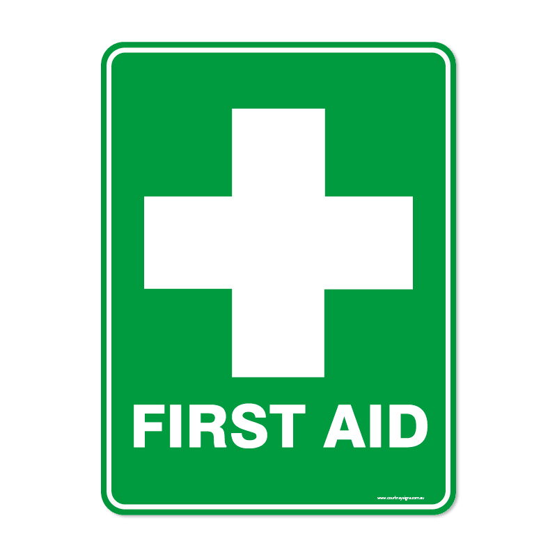 Emergency - FIRST AID