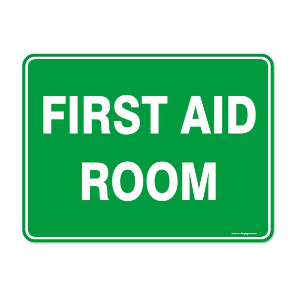 Emergency - FIRST AID ROOM