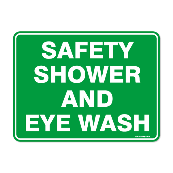 Emergency - EMERGENCY EYEWASH