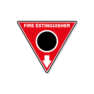 Fire - FIRE EXTINGUISHER BLK